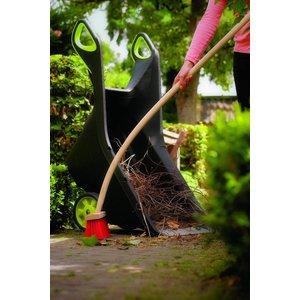 Streuding Ergonomische bezem met gebogen steel 170 cm