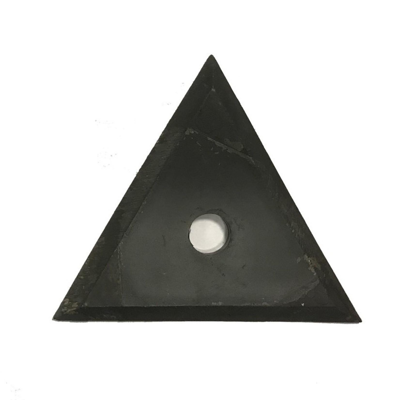 Vervangingsmes Onyx driehoek tegelkrabber