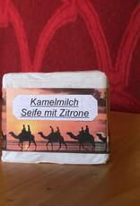 3 Seifenstücke mit Kamelmilch