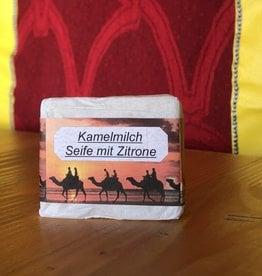 Seife mit Kamelmilch