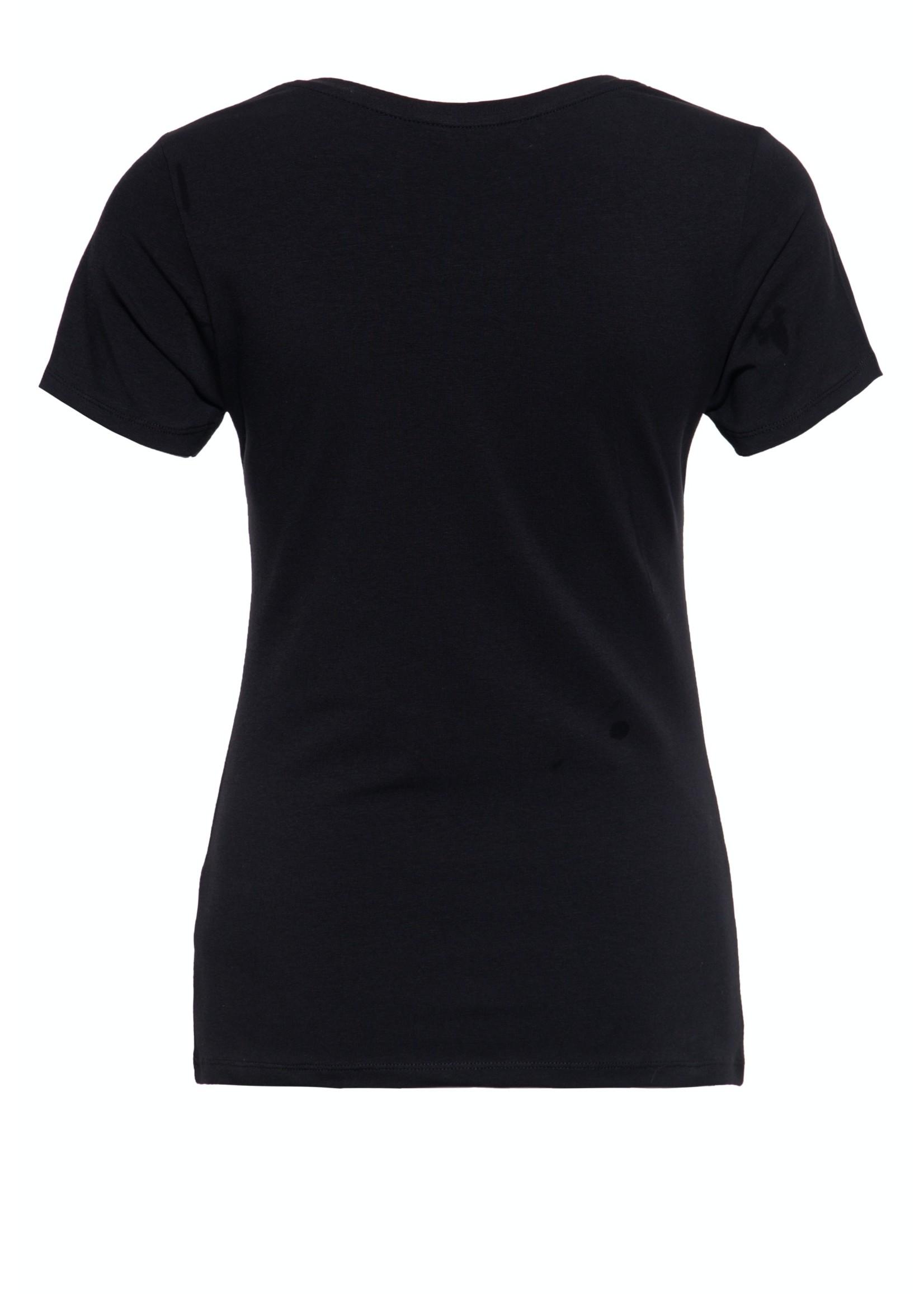 Queen Kerosin Queen Kerosin T-Shirt Street Prayer in Black