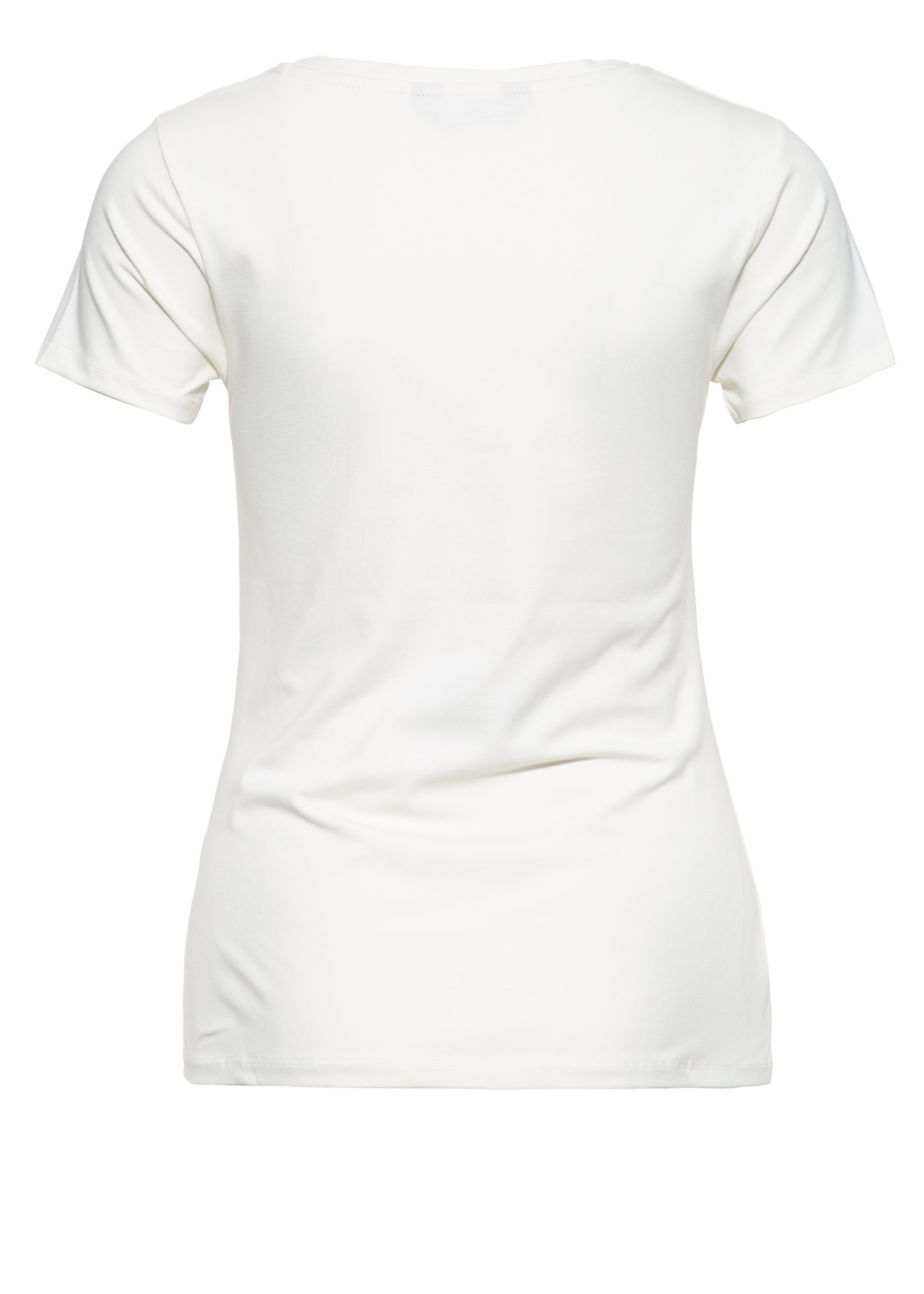 Queen Kerosin Queen Kerosin 50s T-Shirt We Can Do It  Offwhite