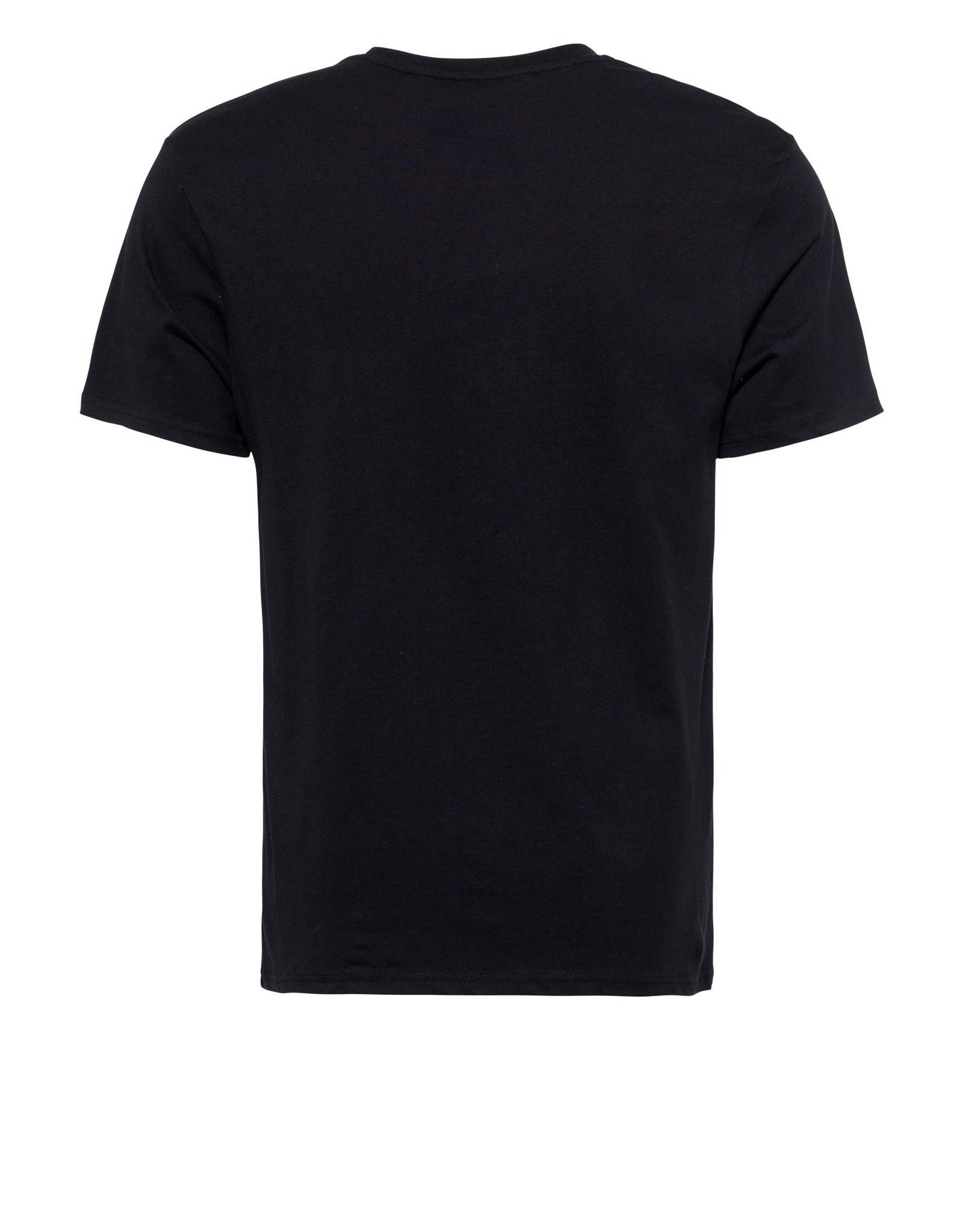 King Kerosin King Kerosin T-Shirt Garage Built in Black