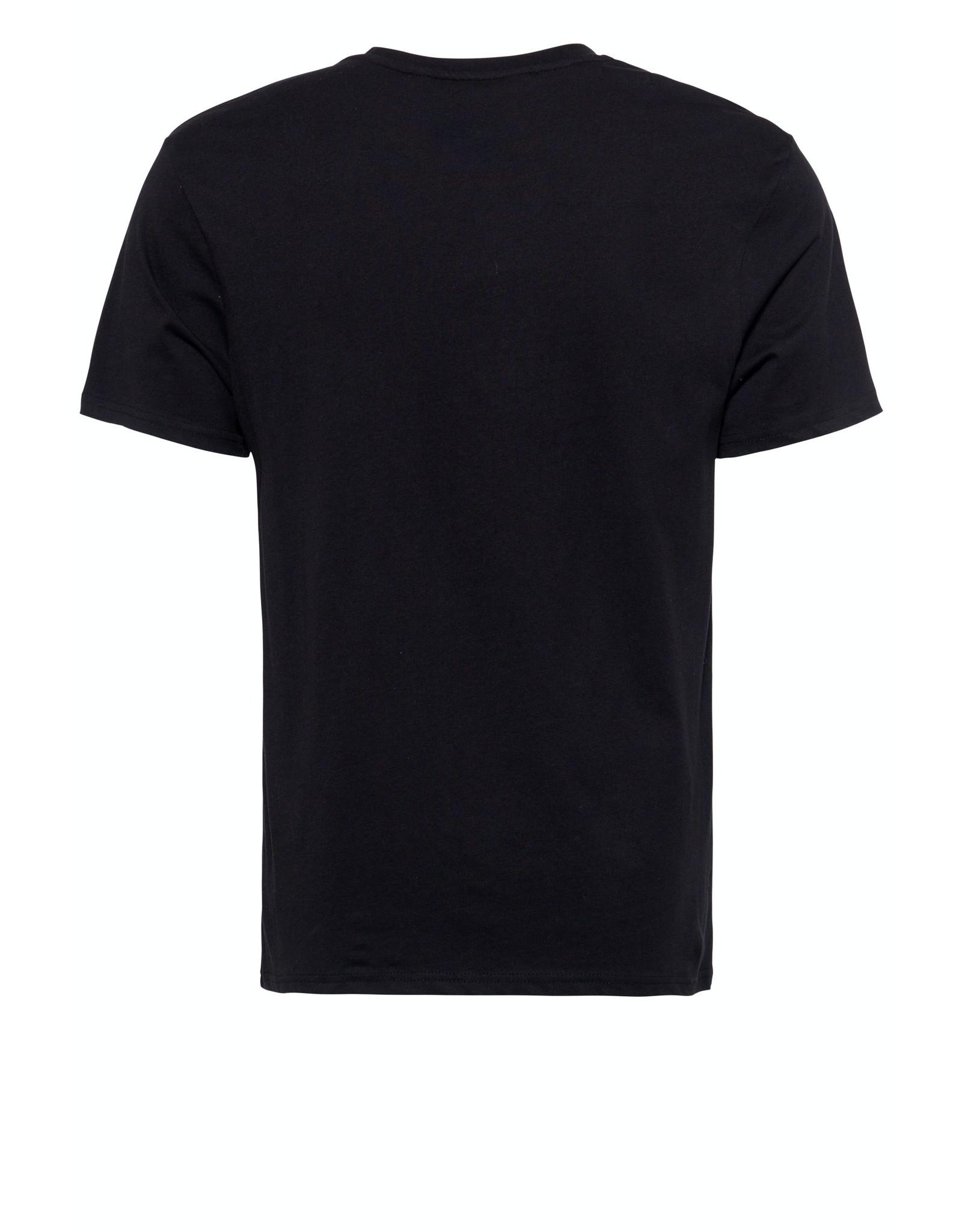 King Kerosin King Kerosin T-Shirt Tijuana Mexico in Black