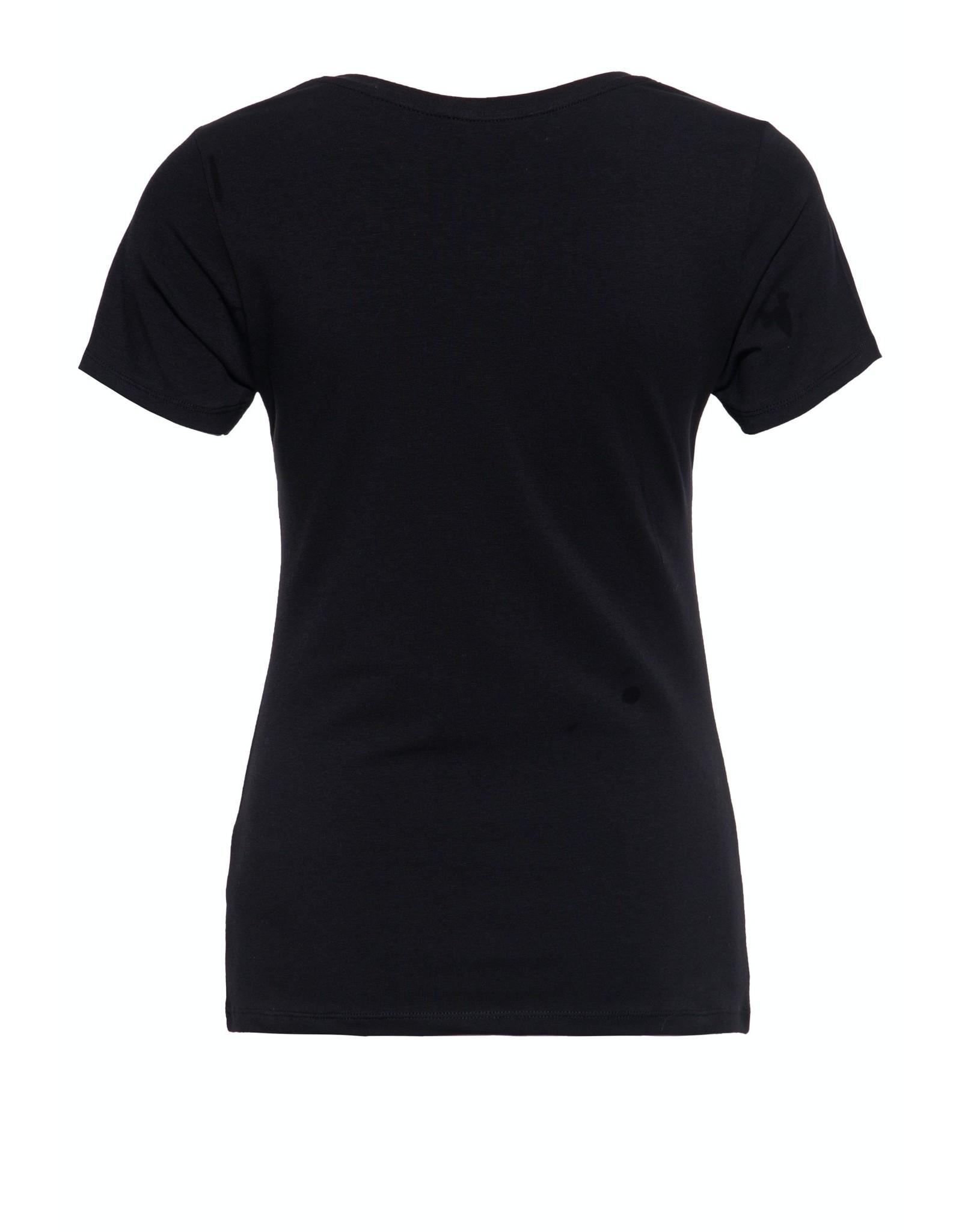 Queen Kerosin Queen Kerosin T-Shirt I Can Do It in Black