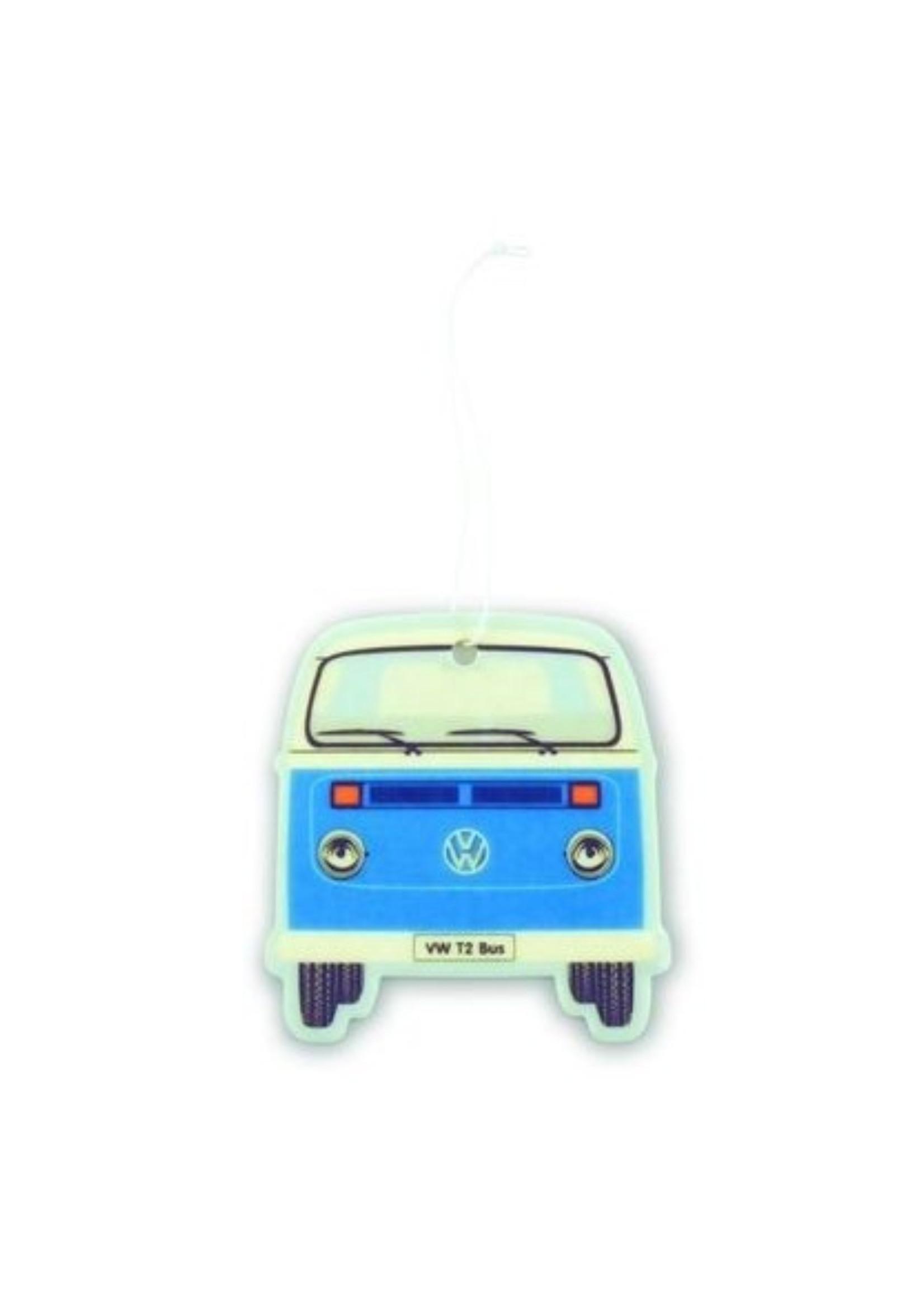 Volkswagen Volkswagen T2 Bus Air Freshener in Blue