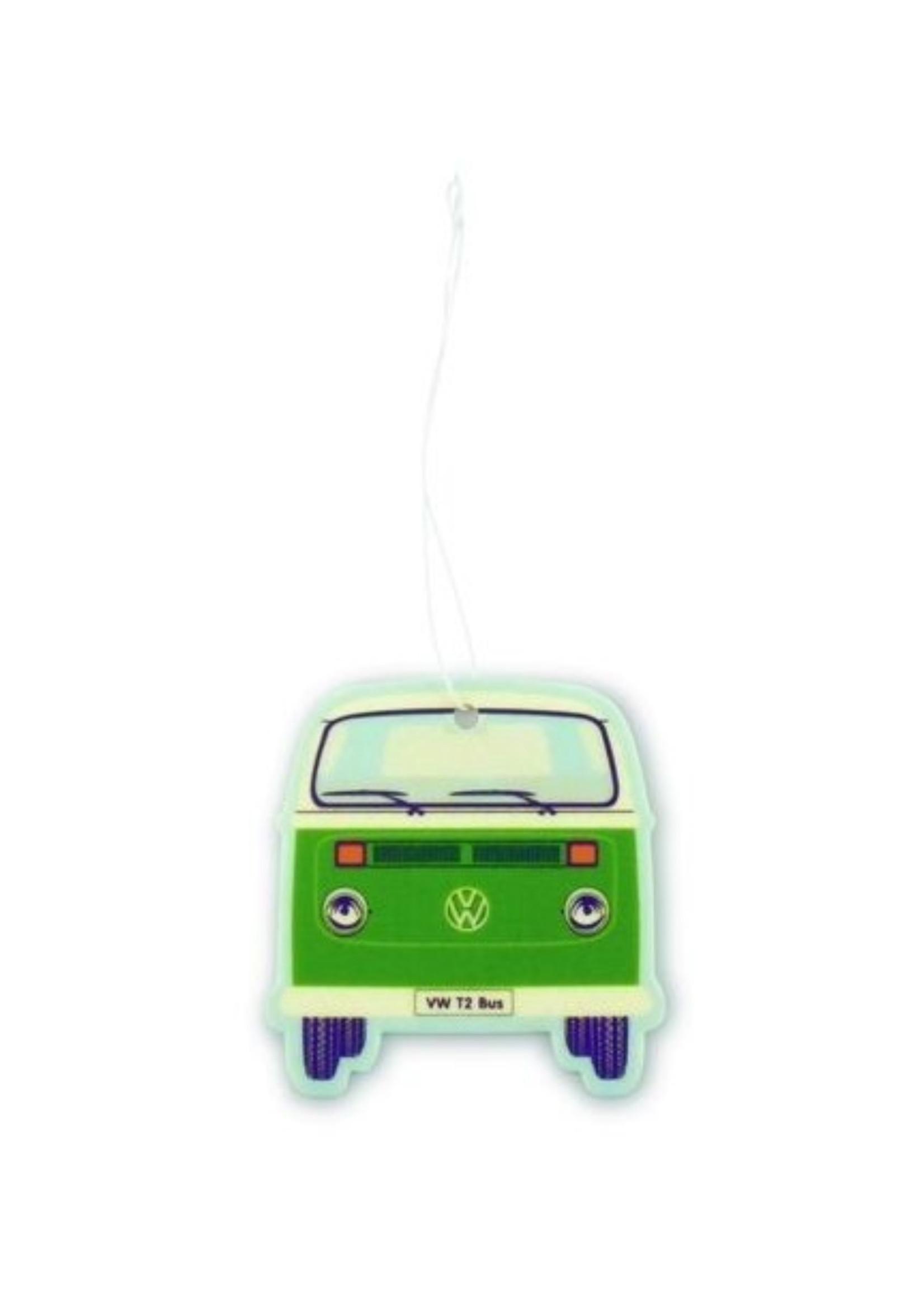 Volkswagen Volkswagen T2 Bus Air Freshener in Green