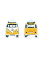 Volkswagen Volkswagen T1 Bus Air Freshener in Yellow