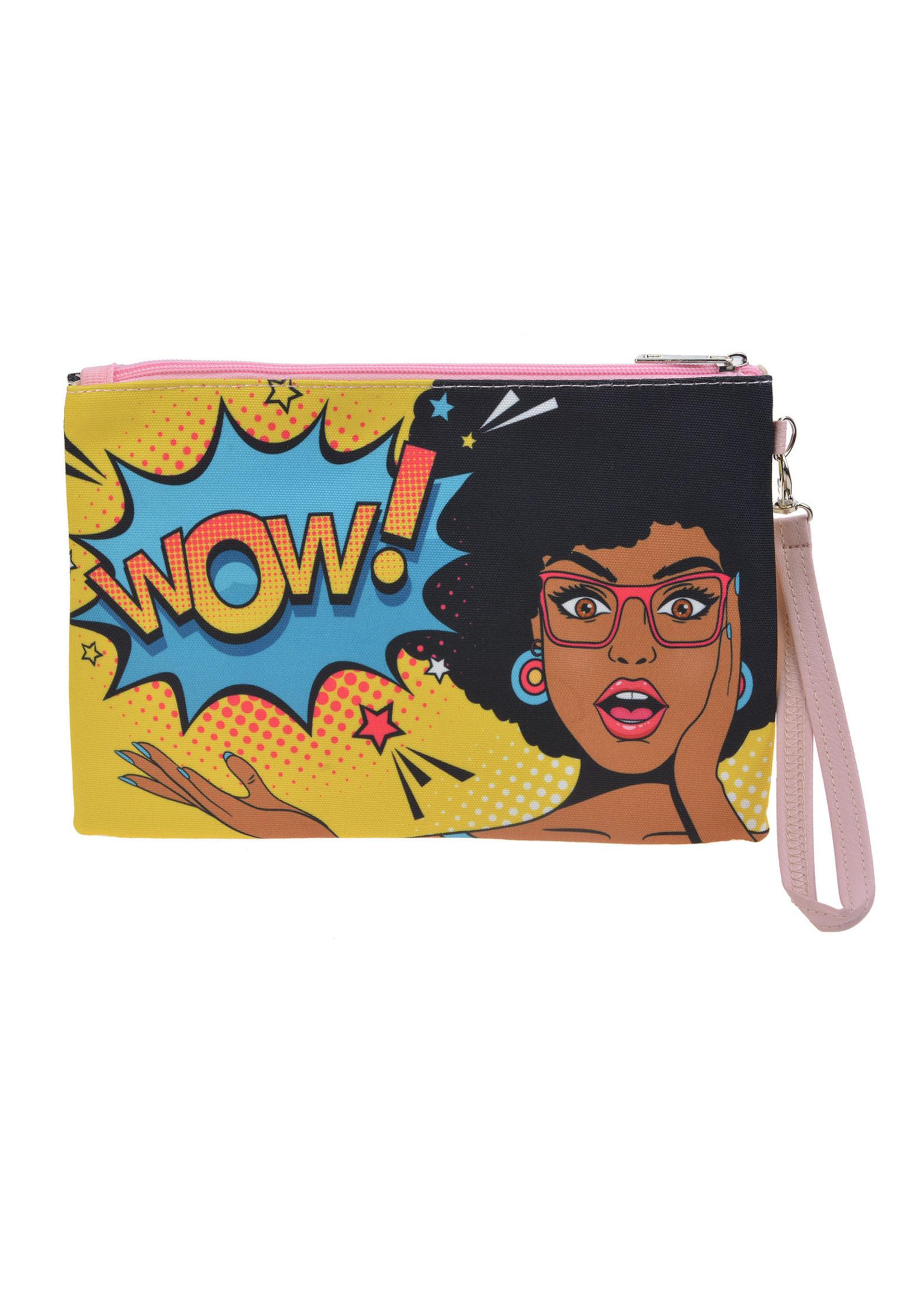 Make-Up bag in Pop-Art Style