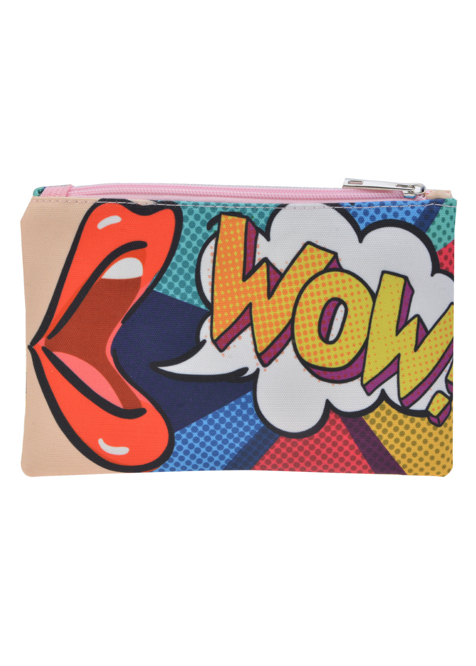 """Make-Up bag in Pop-Art Style """"Wow"""""""