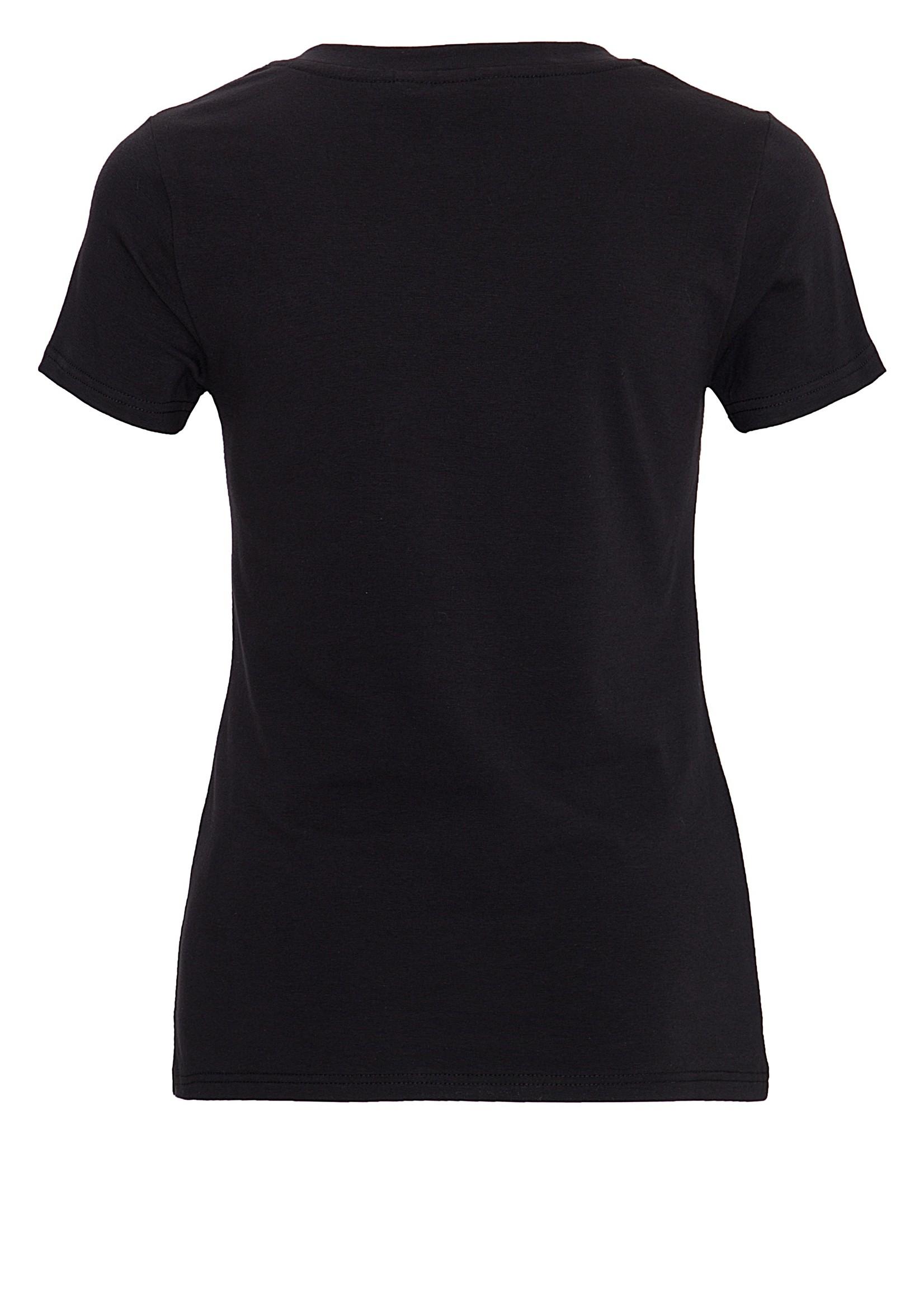 Queen Kerosin Queen Kerosin 50s T-Shirt Love Your Taste in Black