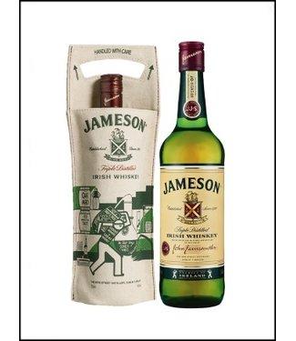 Jameson 70cl in zak