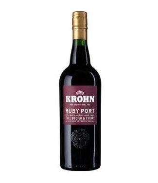 Krohn Port Ruby
