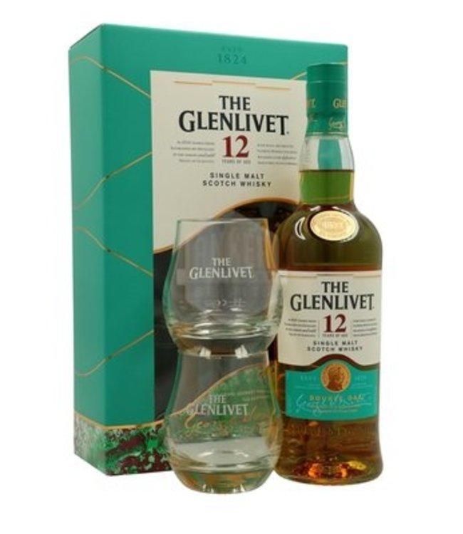 Glenlivet 12Y geschenk