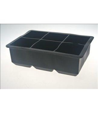 IJsblokvorm zwart 5x5cm