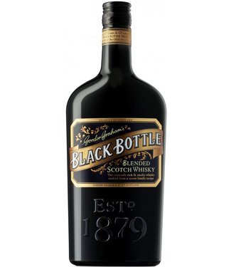 Black Bottle blend