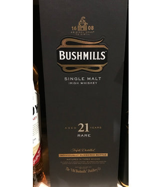 Bushmill 21Y