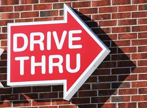 Test Drive-Thru