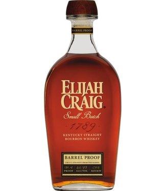 Elijah Craig Barrelproof