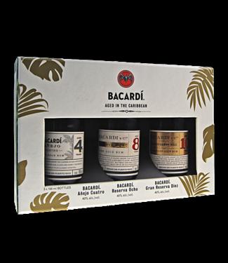 Bacardi miniset
