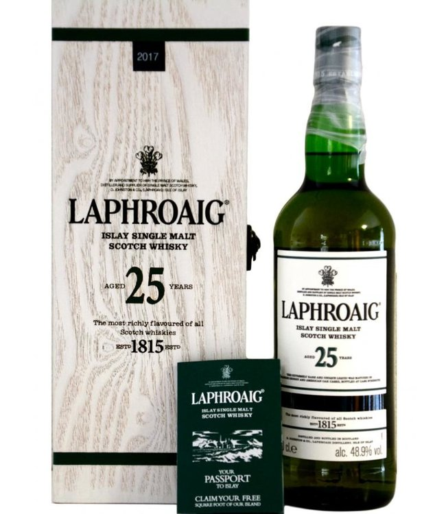 Laphroaig 25Y