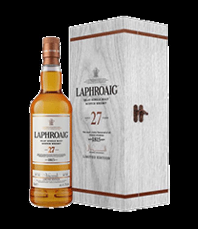 Laphroaig 27Y