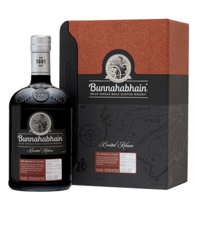 Bunnahabhain Moine Finish 1997