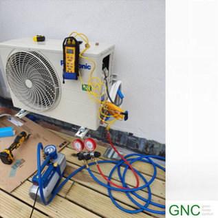 Airconditioning: Inbedrijfstelling