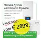 Remeha Warmtepomp (Hybride) Elga Ace
