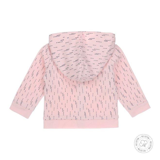 Dirkje girls baby cardigan pink