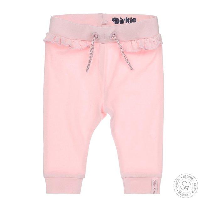Dirkje girls baby pants pink