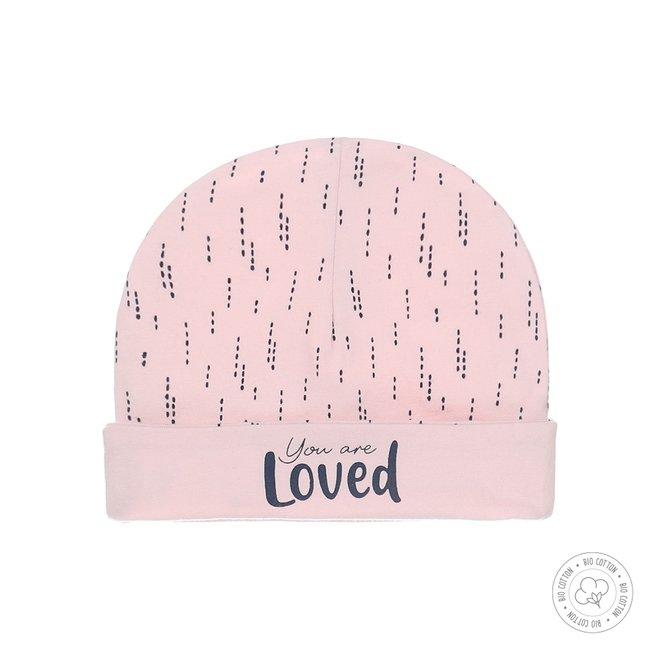 Dirkje baby hat pink