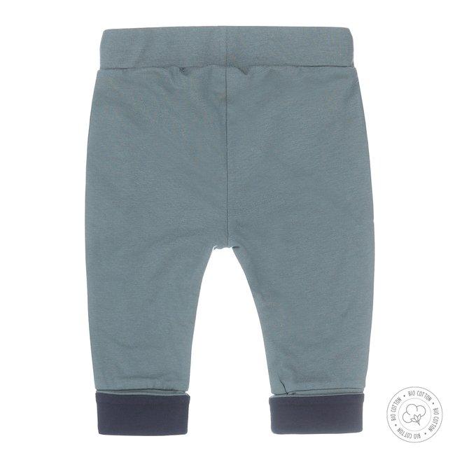 Dirkje boys baby pants dusty green