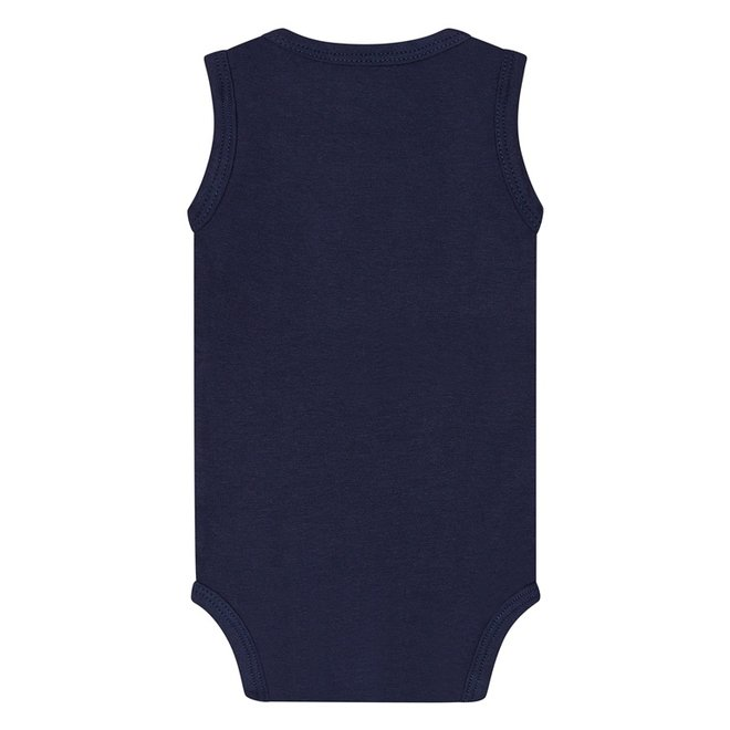 Dirkje basic bodysuit sleeveless navy