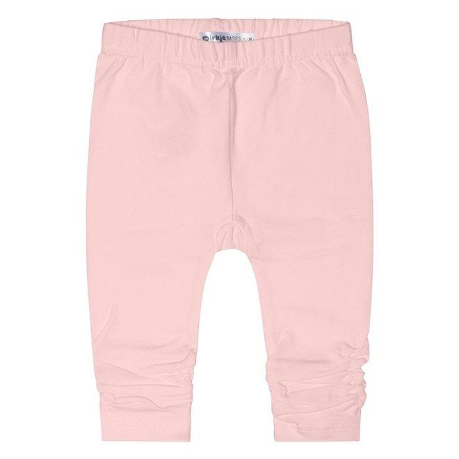 Dirkje basic meisjes legging roze