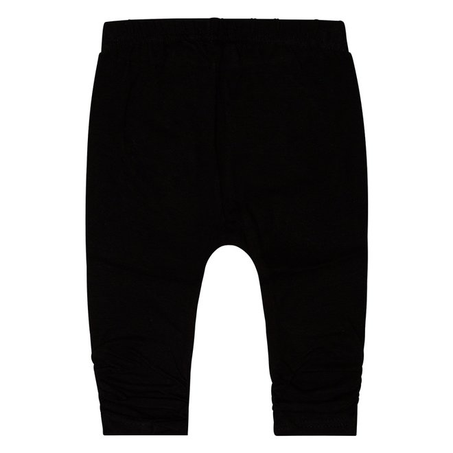 Dirkje basic girls legging black