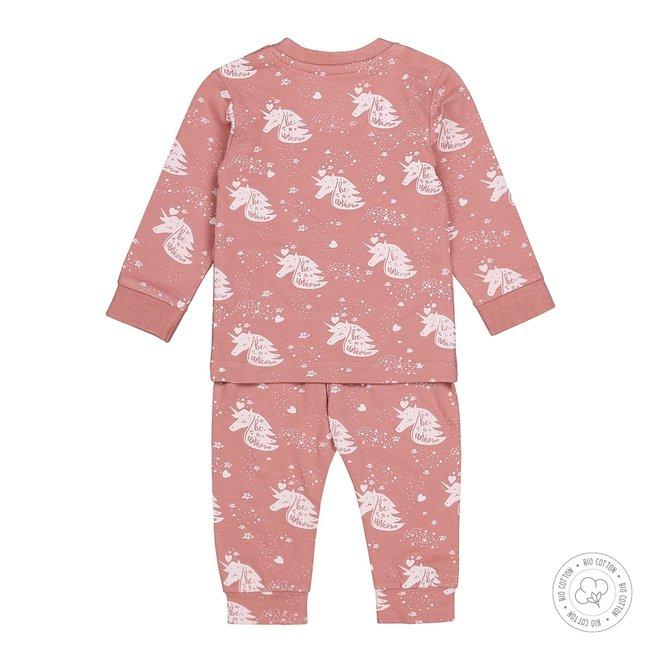 Dirkje meisjes pyjama unicorn