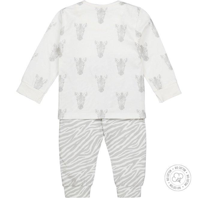 Dirkje meisjes pyjama zebra