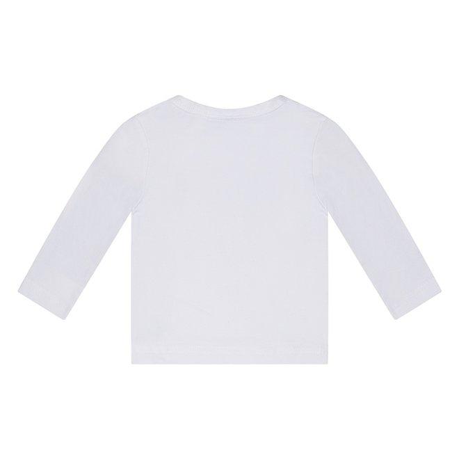 Dirkje basic longsleeve white