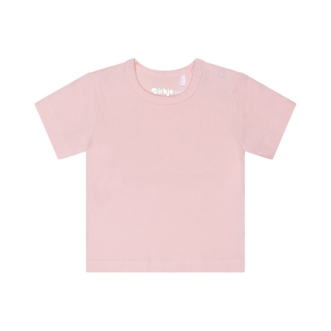 Dirkje Basic T-Shirt Rosa