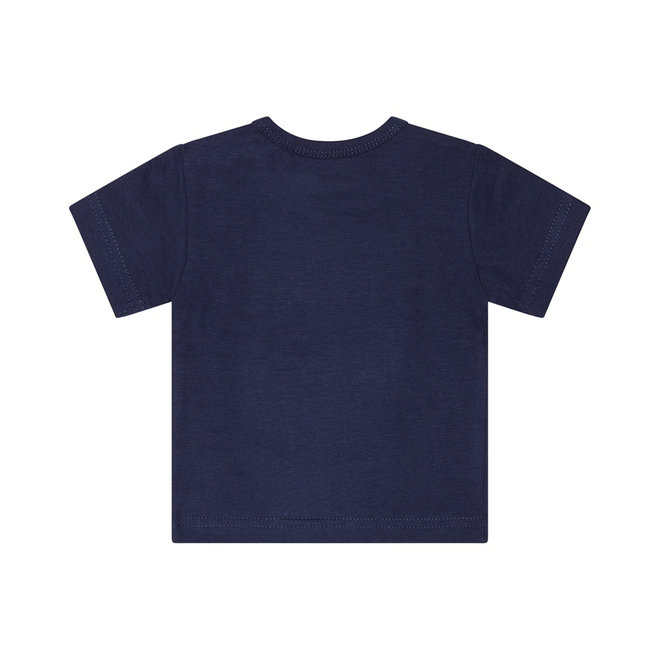 Dirkje basic T-shirt navy