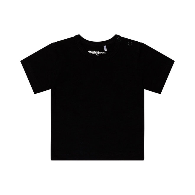 Dirkje Basic T-Shirt Schwarz
