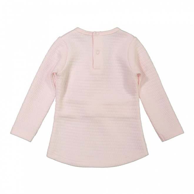 Dirkje meisjes babyjurkje roze