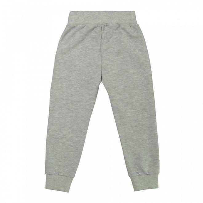Dirkje jongens joggingbroek grijs