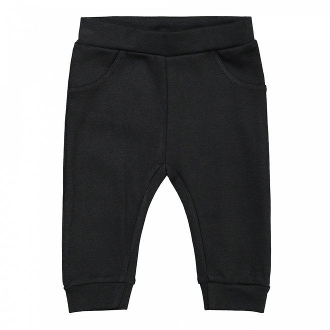 Dirkje meisjes baby jogging broek zwart