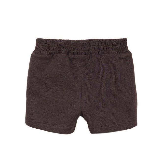Dirkje girls shorts dark grey
