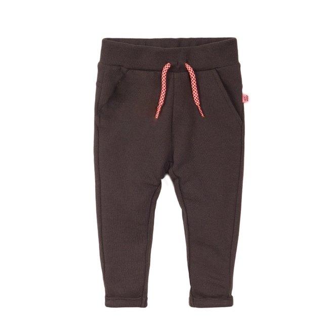 Dirkje meisjes broek donker grijs