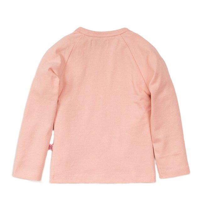 Dirkje meisjes shirt roze