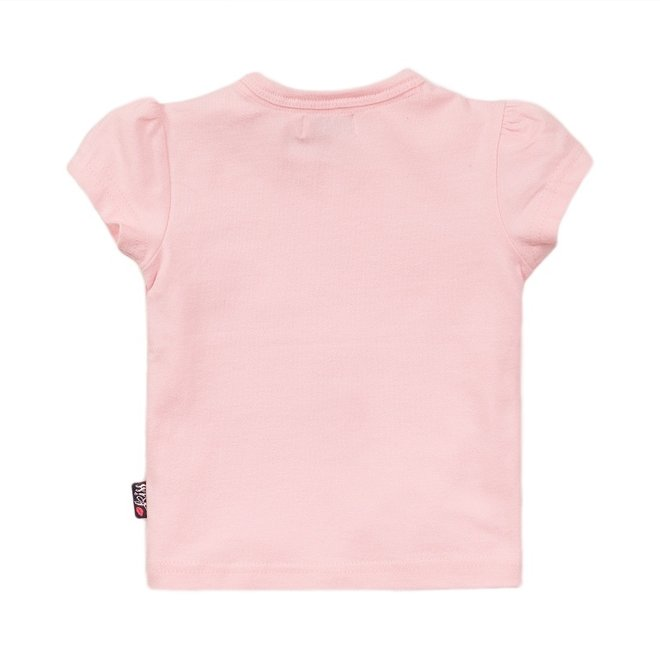 Dirkje girls T-shirt pink