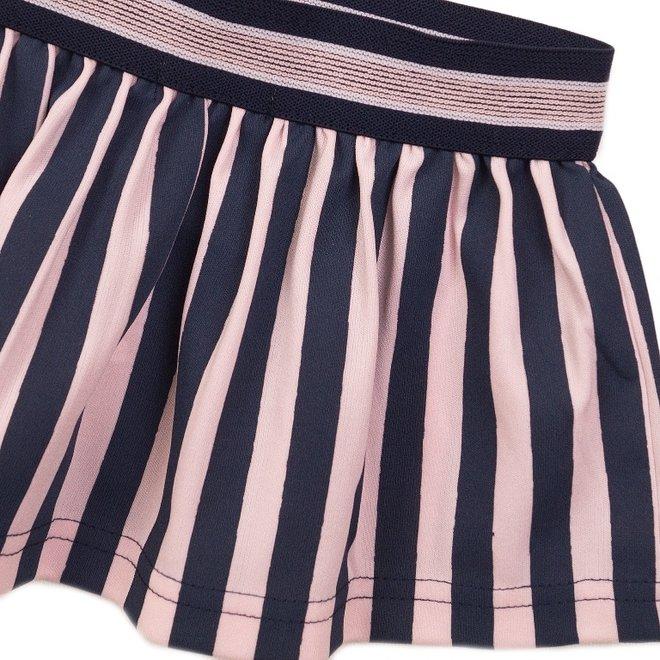 Dirkje girls skirt stripe